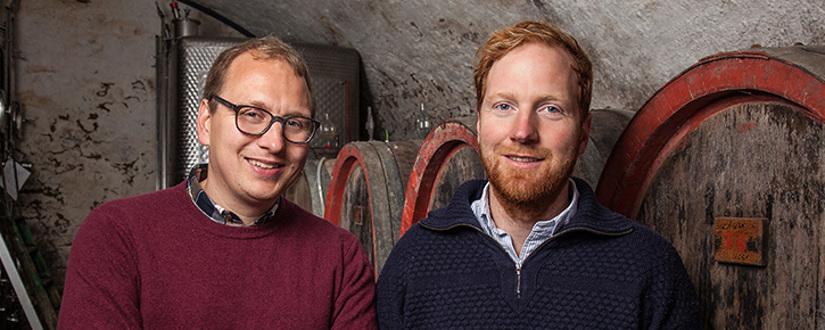 Stefan und Georg Rumpf