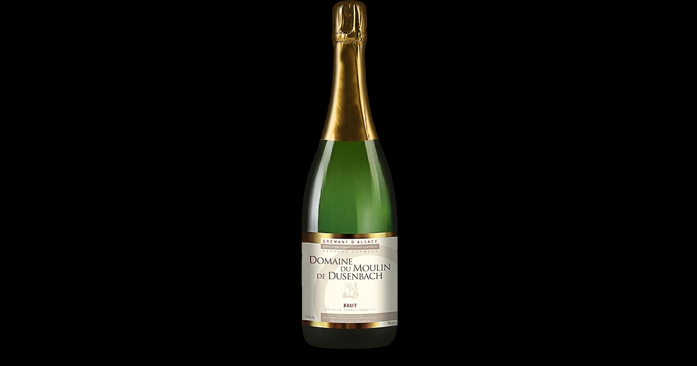 Domaine Dusenbach Crémant Brut | Vicampo.de