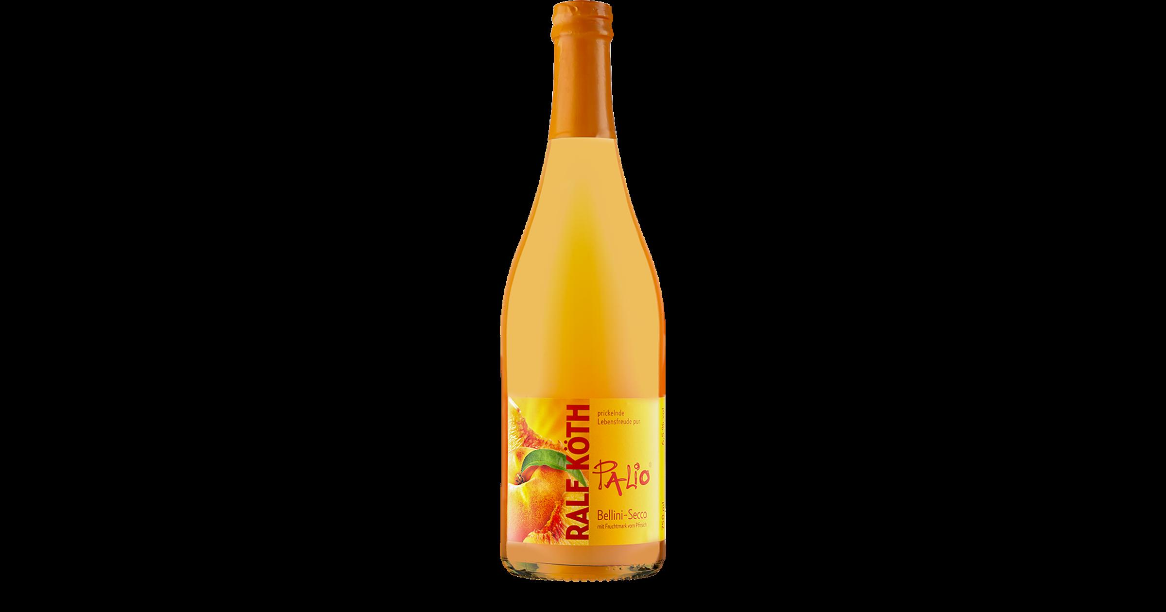 Wein & Secco Köth Palio Pfirsich-Bellini-Secco | Vicampo.de