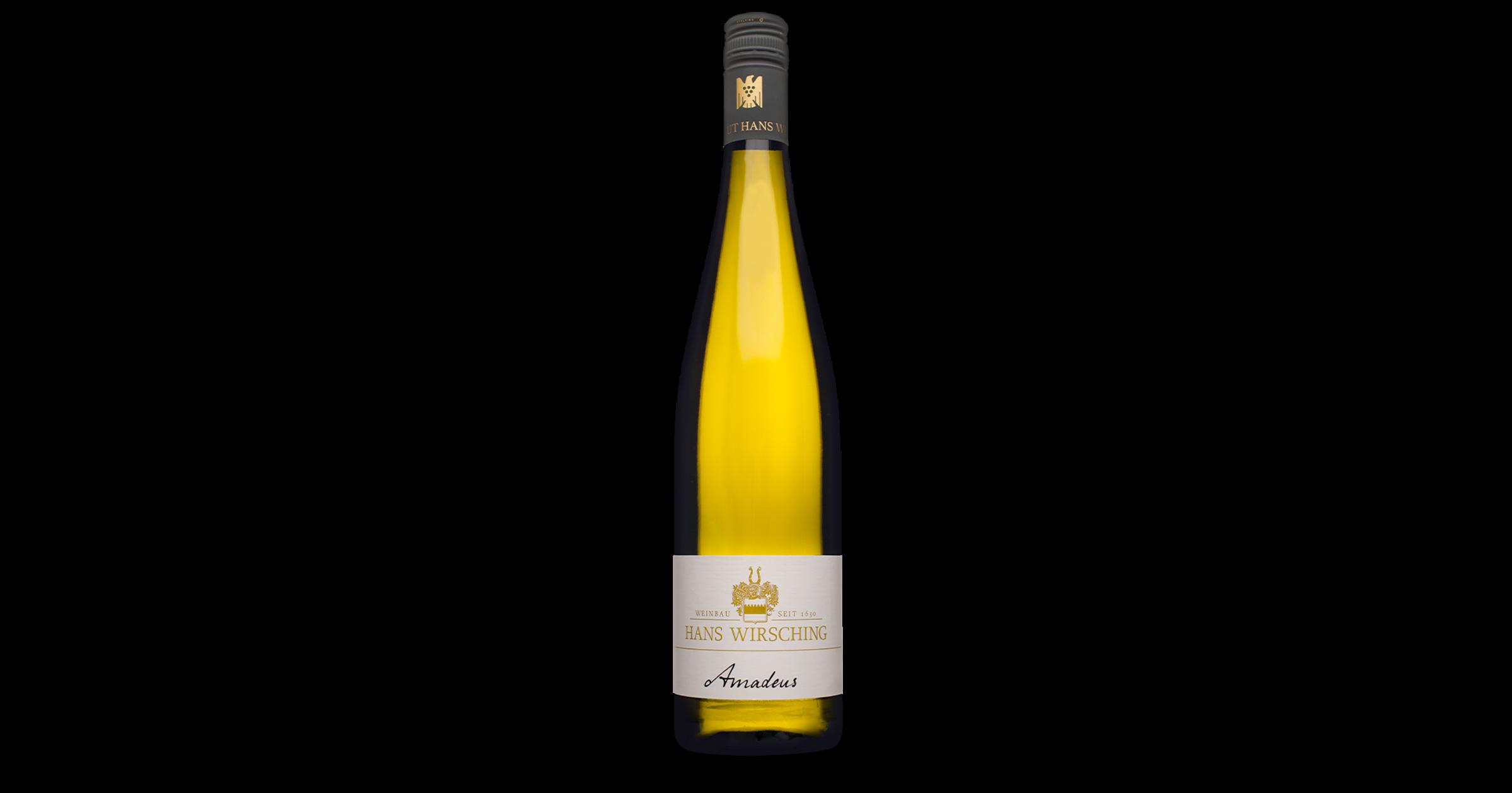 Wirsching Amadeus Cuvée weiß halbtrocken 2019 | Vicampo.de