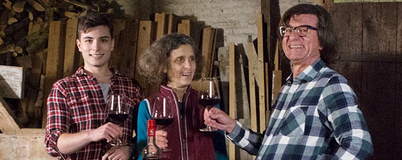 Weingut Wolfram Gratz • Wein kaufen